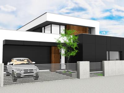 Rodinný dom 1